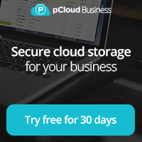 pCloud Business