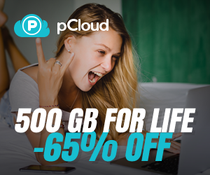 pCloud Lifetime