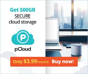 pCloud email Premium
